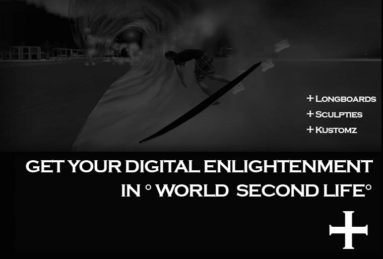 GET YOUR DIGITAL ENLIGHTENMENT IN-WORLD SL