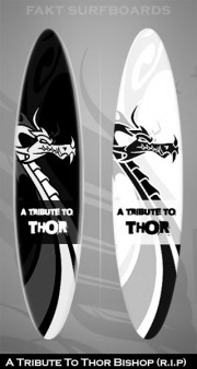 A TRIBUTE TO THOR BISHOP