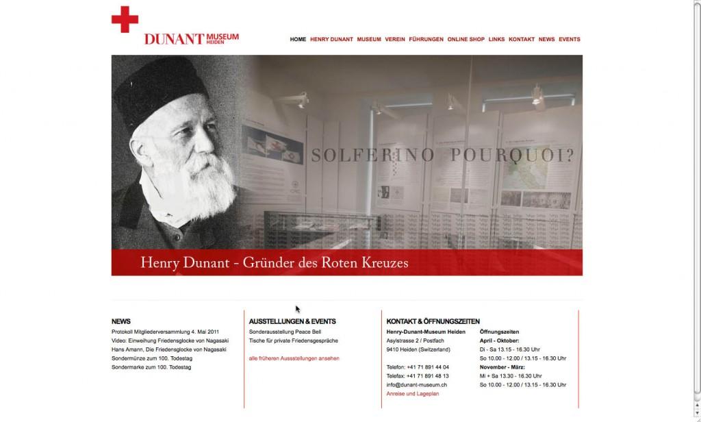HENRY DUNANT INTRO