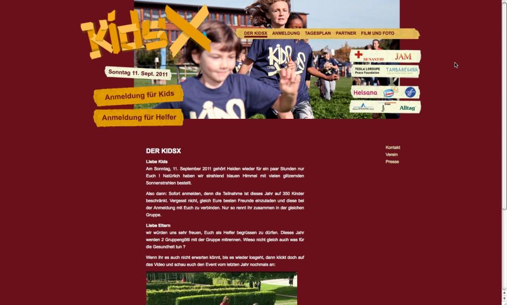 KIDSX 2011 HEIDEN