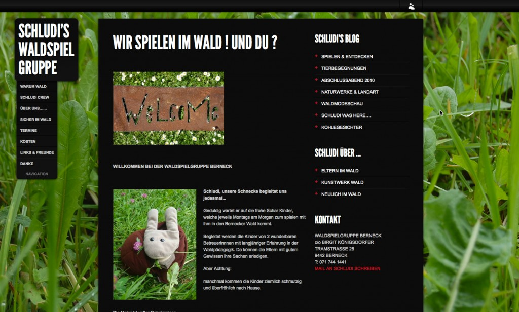 WALDSPIELGRUPPE BERNECK