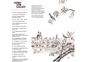 JAPAN STGALLEN