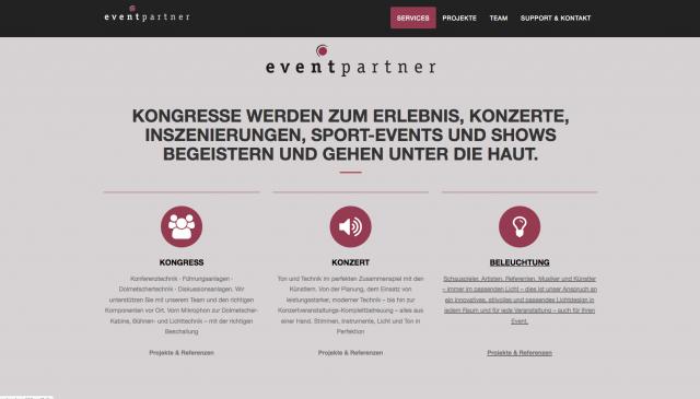 eventpartner pro ag